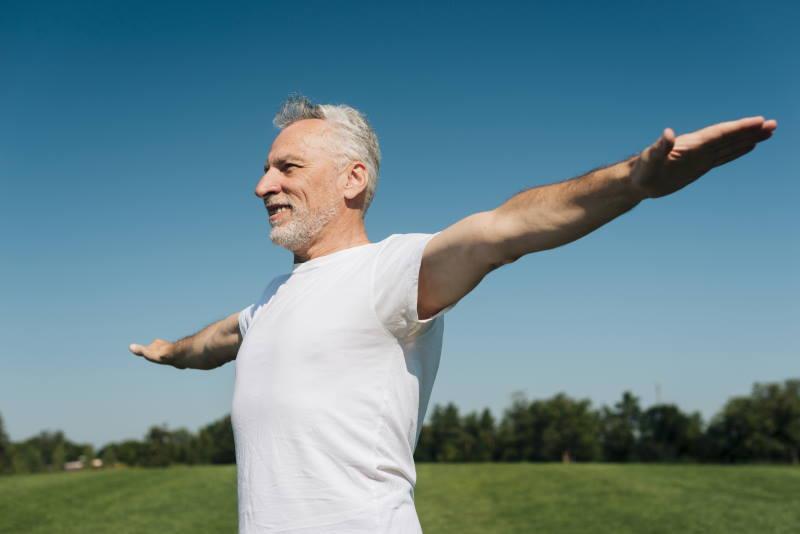 Ruch wpływa na samopoczucie - czyli w zdrowym ciele zdrowy duch.