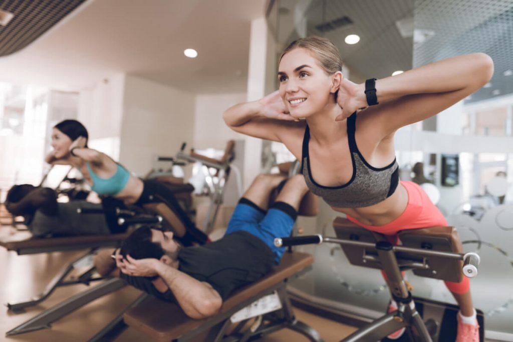 Na siłowni. Motywacja w sporcie - czy naprawdę jest taka ważna