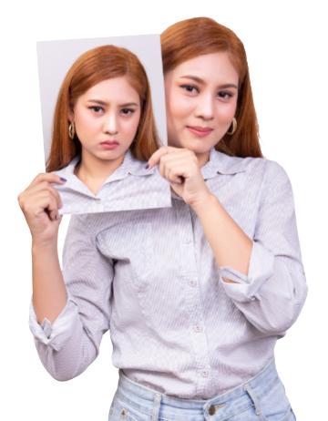 Dwa oblicza kobiety. Jak zmienić nastawienie do życia dzięki neuroplastyczności mózgu